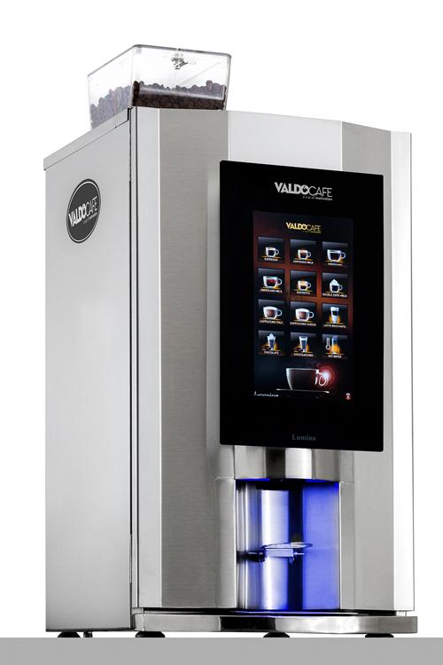 Lumina Kaffeevollautomat
